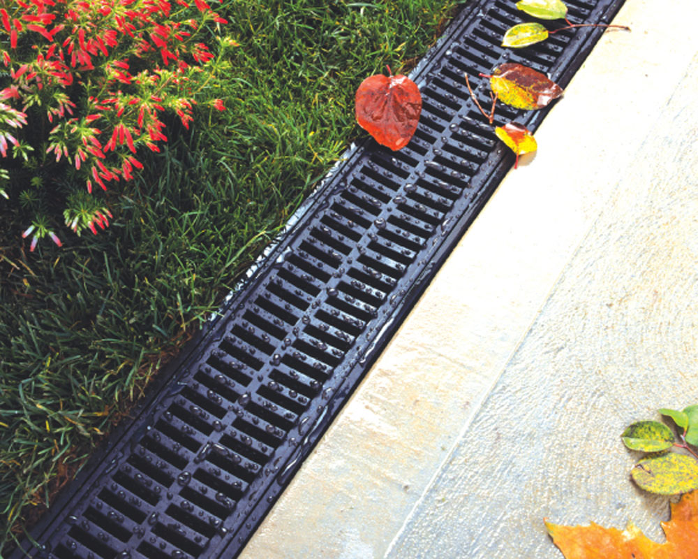Poly Lock Trench Drain