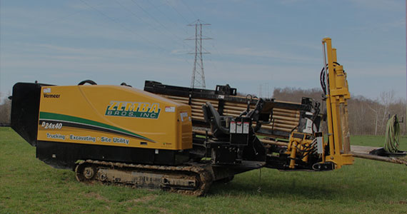 Directional Drilling, Site Utilities, Water-Line