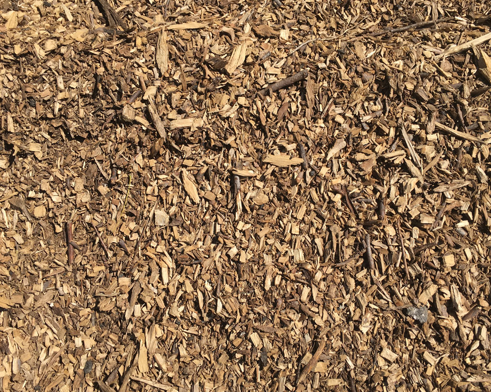 Untreated Wood Chips