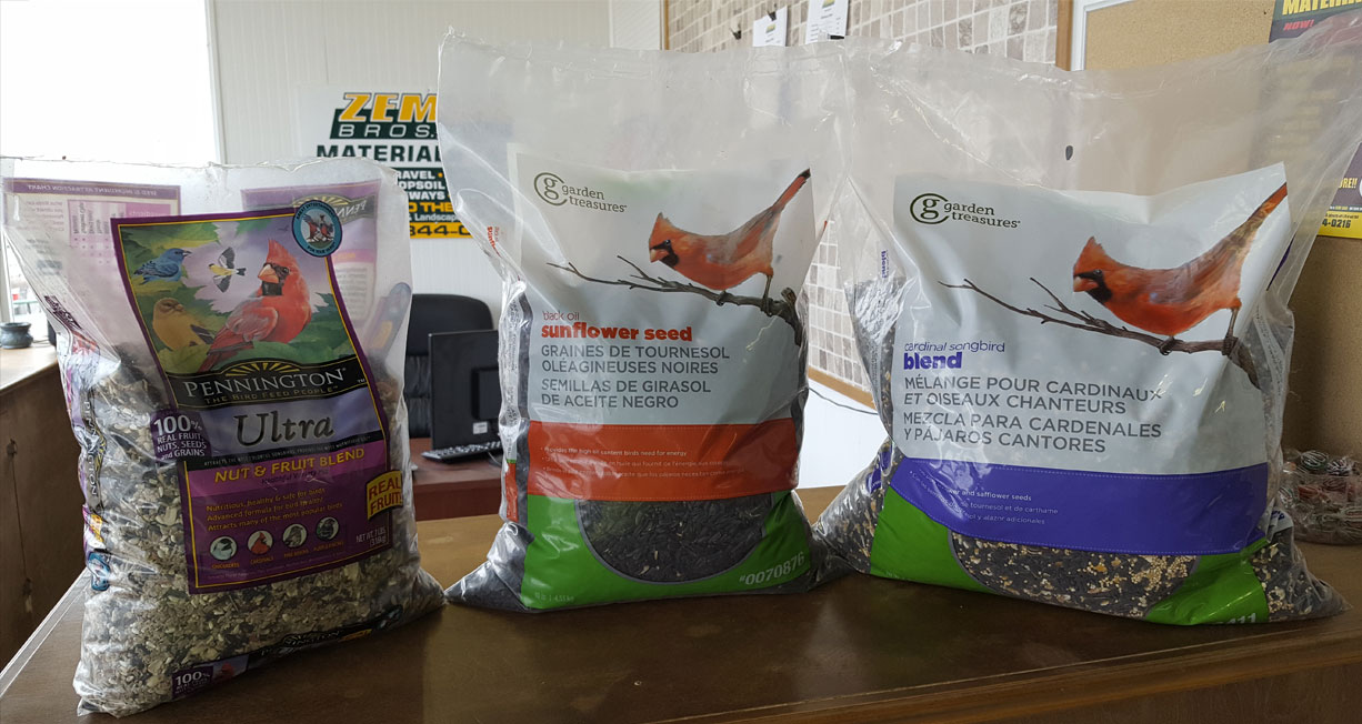Zemba Bros Bird Seed
