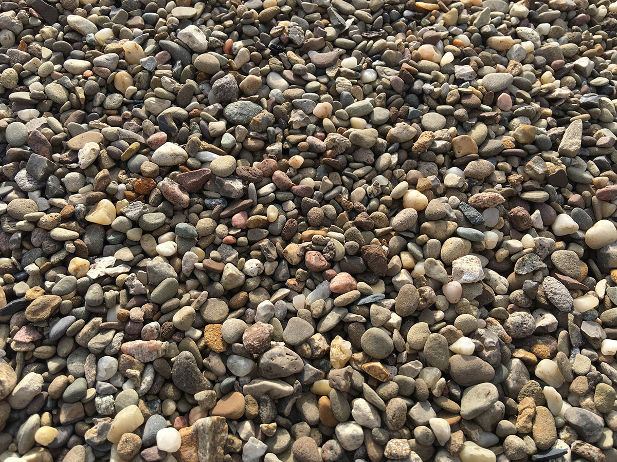 Zemba Bros Inc Materials 8 Gravel