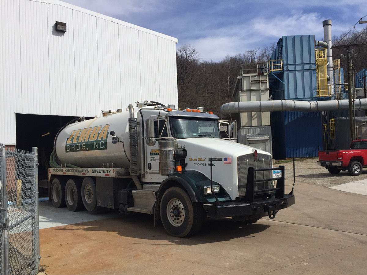 Zemba Bros Liquid Pumping Vacuum Trucks Water Hauling Semi 5