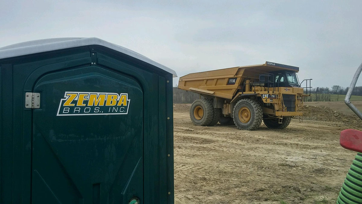 Zemba Bros Material Hauling Services Trucking 4.JPG