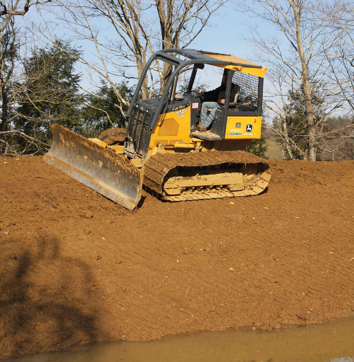 Zemba Bros Residential Excavation Embankment Footers Home Site