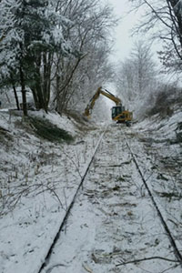 Railroad Work