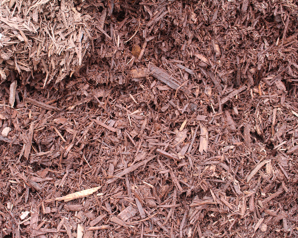 bulk brown mulch